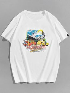 Costume Collection, Graphic Tees, Costumes, T Shirts For Women, Lettering, Usa, Mens Tops, Pants, Design