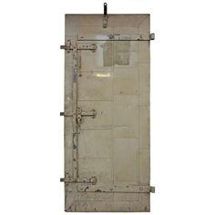 Industrial Fire Metal Door 1