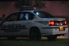 Shots Fired - Literally! Sanford Police Car Gets Hit Up With Bullets (DETAILS)