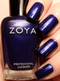 The TraceFace Philes: Zoya Satins Collection! Zoya Neve