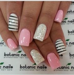 Nails that are really cute