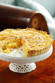 Orange and almond mazurek recipe - Style At Home