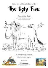 The ugly five wildebeest colouring page 1657666