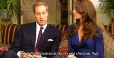 Ps: You are my Prince William