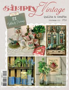 http://www.quiltmania.com/simply-vintage-magazine.html