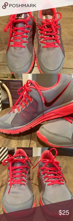 Men's Nike Fitsole Sneakers.  Fits Women sz. 10 Like New- only worn once. Nike Fitsole sneakers. Men's size 8. Equivalent to women's size 9.5 Nike Shoes Athletic Shoes