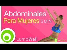 Abdominales para mujeres en casa (5 minutos) - YouTube. Estos ejercicios son ideales para aquellas que quieran perder barriga o quieran conseguir un vientre plano. Es muy bueno, os lo aconsejo. Animos chicas!
