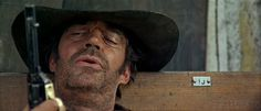 Once Upon a Time in the West. Jack Elam as Snaky