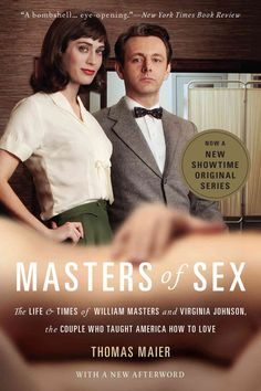 Masters of sex | Pioneering 'Masters Of Sex' Brought Science To The Bedroom