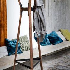 Steelwood kapstok Magis notenhout/zwart | Musthaves verzendt gratis