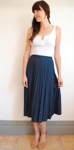 Mari Skirt from Curator.