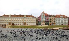 Unirii Square, Timisoara, Romania. Credits: Monica Tanase Timisoara Romania, Cities In Europe, Serbian, 2 In, Photo Credit, Over The Years, Louvre, Public, City