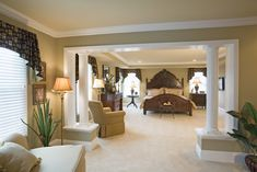 master bedrooms with sitting areas - Google Search