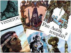 Databáze ilustrátorů dětské literatury - je zde plno obrázků: Z. Burian, J. Lada, J. Trnka, O. Sekora, A. Born, K. Franta, H. Zmatlíková ...