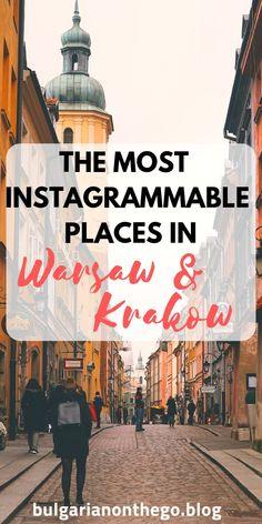 Guide To European Travel Europe Travel Tips, Travel Guides, Places To Travel, Travel Hacks, Krakow Poland, Warsaw Poland, European Destination, European Travel, Eurotrip