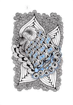 Renates Zentangle 29.09.2018 Doodles Zentangles, Rock Revival, Drawings, Art, Art Background, Kunst, Sketches, Performing Arts, Drawing