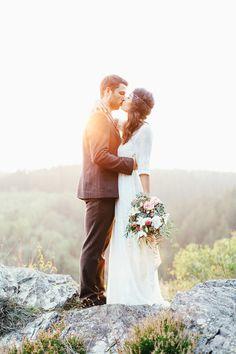 Vintage Hochzeitsinspiration in den Bergen Marius und Storm › Julia & Gil: Hochzeitsfotografen aus Leipzig