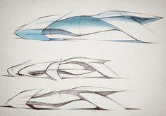 Aquatic Speedform on Behance