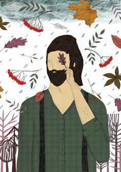 A forester by Lu Green. YOU CAN DRAW THIS! CURVES, STRAIGHT LINES,CIRCLES. WHAT WILL BE FLYING IN YOUR SKY?