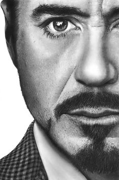 Robert Downey Jnr by Paul-Shanghai on DeviantArt Robert Downey Jnr by Paul-Shanghai on DeviantArt,Kunst Well is it RDJ or is it his alter ego Tony Stark – I'm not sure anymore – in fact. Portrait Sketches, Art Drawings Sketches, Pencil Portrait, Portrait Art, Horse Drawings, Beauty Portrait, Portrait Photo, Celebrity Drawings, Celebrity Portraits