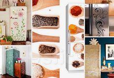 12 Τρόποι για να ΑΛΛΑΞΕΤΕ την όψη του ΨΥΓΕΙΟΥ | SOULOUPOSETO Σπίτι-Διακόσμηση-Diy-Kήπος-Κατασκευές