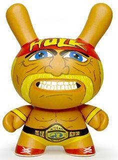 'Hulk Hogan Dunny' by Zukaty (Paulo Mendes).