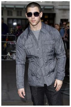 Nick Jonas in Loree