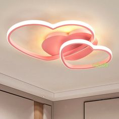 modern love heart shaped ceiling lamp warm romantic led bedroom ceiling lamp af - The world's most private search engine Gypsum Ceiling Design, Interior Ceiling Design, House Ceiling Design, Ceiling Design Living Room, Bedroom False Ceiling Design, Home Ceiling, Bedroom Ceiling, Home Room Design, Best False Ceiling Designs