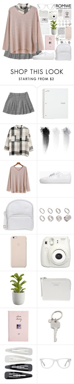 """""""Emptiness"""" by alexandra-provenzano ❤ liked on Polyvore featuring Five Star, Chicnova Fashion, NARS Cosmetics, Acne Studios, Jil Sander Navy, ASOS, Black Apple, Fujifilm, Crate and Barrel and The Webster"""