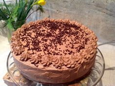 After eight Torte Chocolate Recipes, Chocolate Cake, After Eight Torte, Cappuccino Torte, Sweet Recipes, Cake Recipes, Cake Art, No Bake Cake, Tiramisu