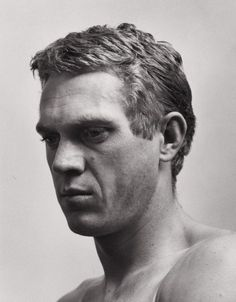 Steve McQueen- I think he was more troubled than we knew...He produced some great stuff...