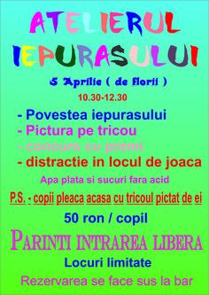 Locul unde copiii se simt minunat !!! www.taraluipatratel.ro