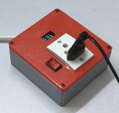 Arduino Energy Meter - : 12 Steps (with Pictures) - Instructables Technology World, Futuristic Technology, Technology Design, Computer Internet, Internet Radio, Gaming Computer, Battlestar Galactica, Audi Tt, Bugatti Veyron