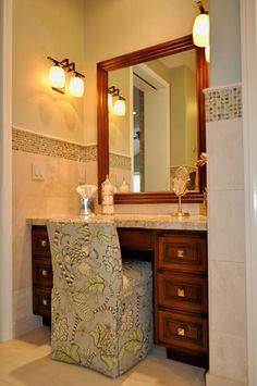 Tustin Master Bathroom & Bedroom traditional bathroom