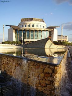 Nemzeti Színház   National Teathre of Hungary, Budapest