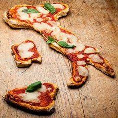 pizza Italian style...