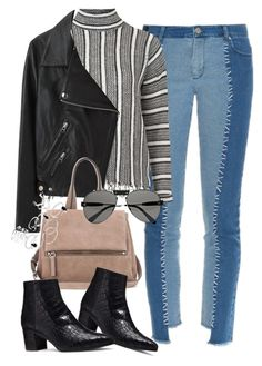 """""""Untitled #3622"""" by amylal ❤ liked on Polyvore featuring House of Holland, Topshop, Acne Studios, Givenchy, Chloé, Stuart Weitzman, women's clothing, women's fashion, women and female"""