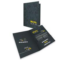 Nicks Food | Matt Webb | Freelance Web Designer, Freelance Web Design, Graphic Design, Sydney Australia.