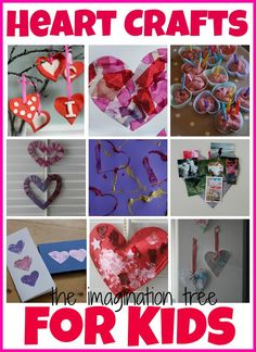 Valentine's day crafts and activities collection