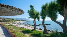 Prices from £1,045 per person for an offer of 7 nights at the Lakitira Beach Resort on the Greek Island of Kos. This is Half Board accommodation and flights are included in the price.