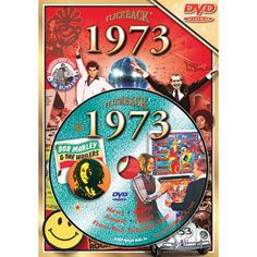 For a Disco Party......Year 1973 DVD- CDs- Party Accessories - Party America