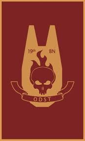 halo odst symbol - Google Search Halo 3 Odst, Unsc Halo, Video Game Art, Video Games, Halo Tattoo, John 117, Halo Series, Halo Game, Red Vs Blue