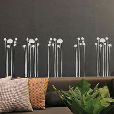 Wallsticker Star Stalks 1