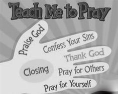 How can we learn to pray? Instruction helps, but example is the key. We learn to pray by hearing other people's prayers. The same goes for the children we are charged with the responsibility of …