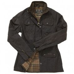 Barbour Utility Waxed Jacket