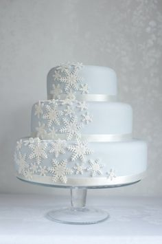 One of my favorite wedding cakes so far