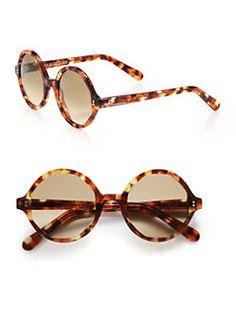 CUTLER AND GROSS - 52MM Octagonal Sunglasses