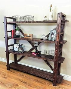 Well, getting awesome wood pallet project designs and that too in easy to build concepts is one of the trickiest tasks. No doubt that with the passage of time the demand and popularity of adding the house interior with the wood pallet finishing touch in it is becoming the ultimate wishes. This is one such …
