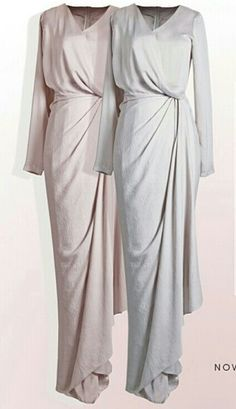 New dress brokat hijab simple ideas Muslim Fashion, Hijab Fashion, Fashion Dresses, Modest Fashion, Style Fashion, Hijab Gown, Hijab Dress Party, Dress Brokat, Kebaya Dress
