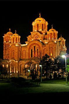 St. Marko Church - Belgrade, Serbia